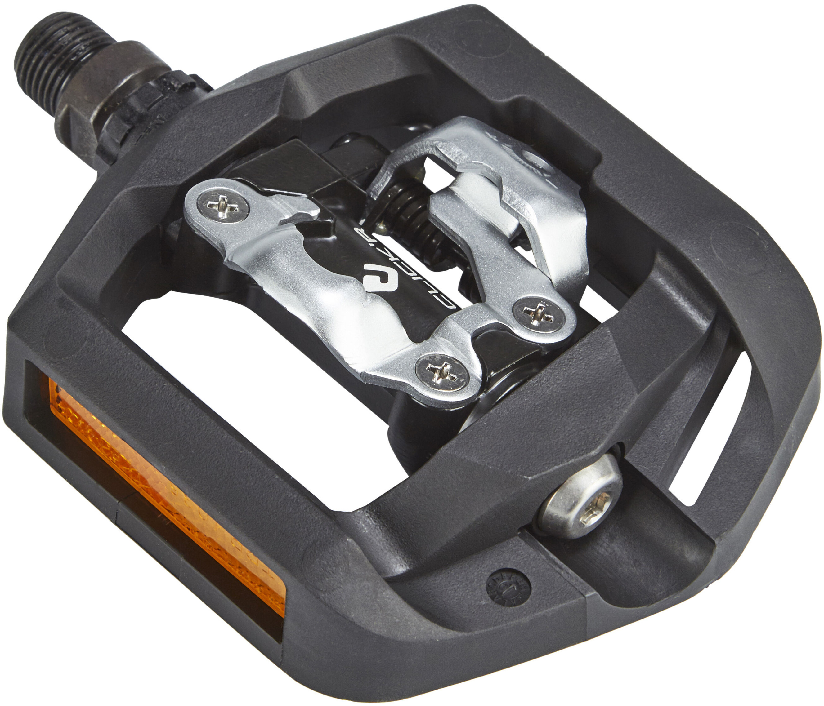 3d88c28464d Shimano PD-T421 Click R Pedals black at Bikester.co.uk